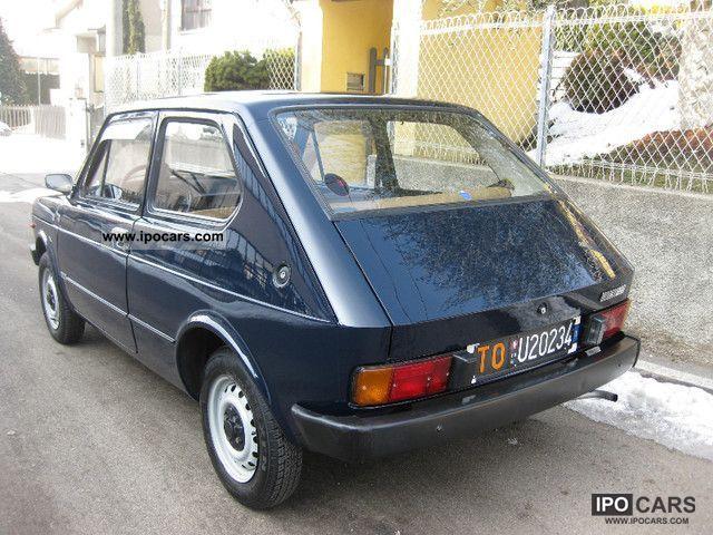 Fiat 127 0.9