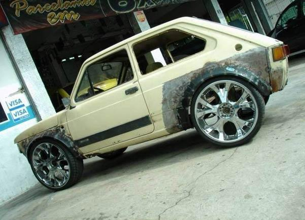 Fiat 127 L