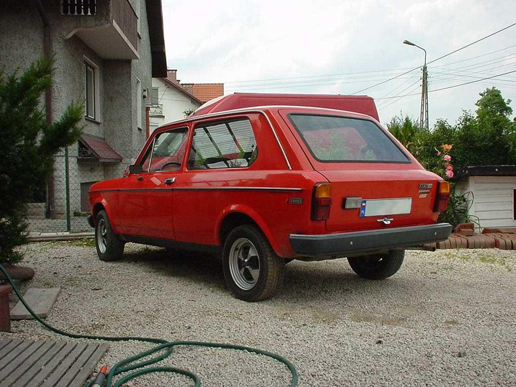 Fiat 128 Estate