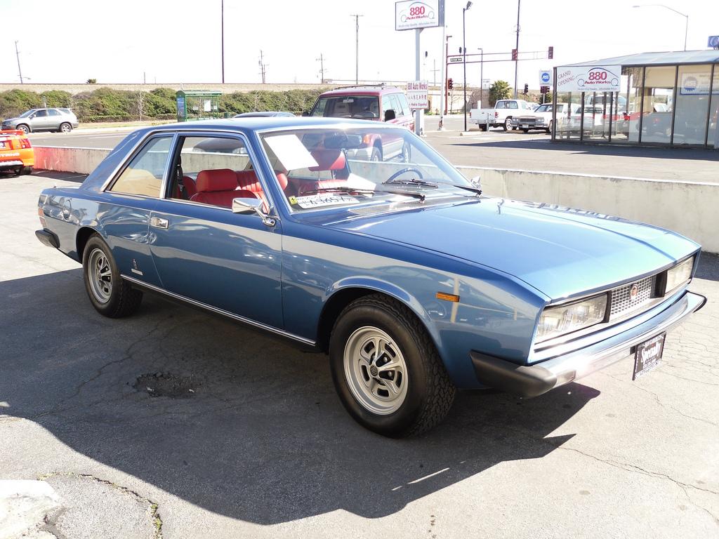 Fiat 130 3.2