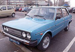 Fiat 131 1.4 Mirafiori