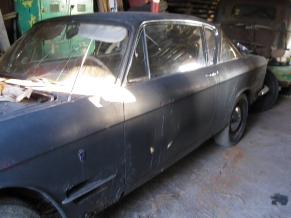 Fiat 2300 Coupe