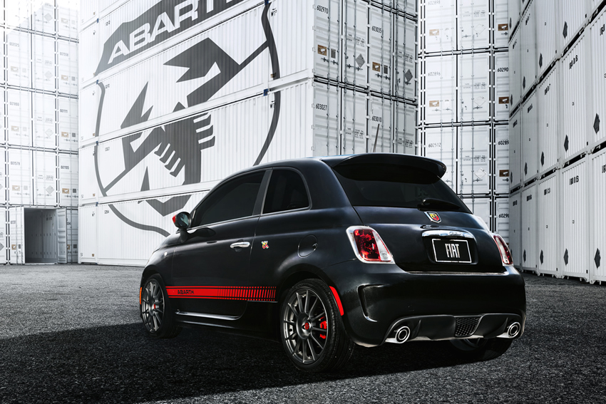 Fiat 500 Abarth 1.4 Turbo