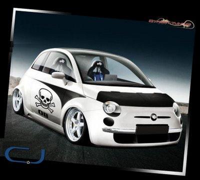 Fiat 500B