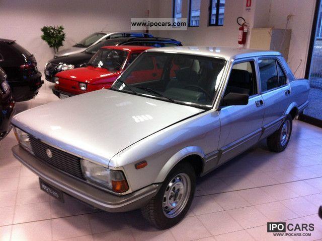 Fiat Argenta 1600