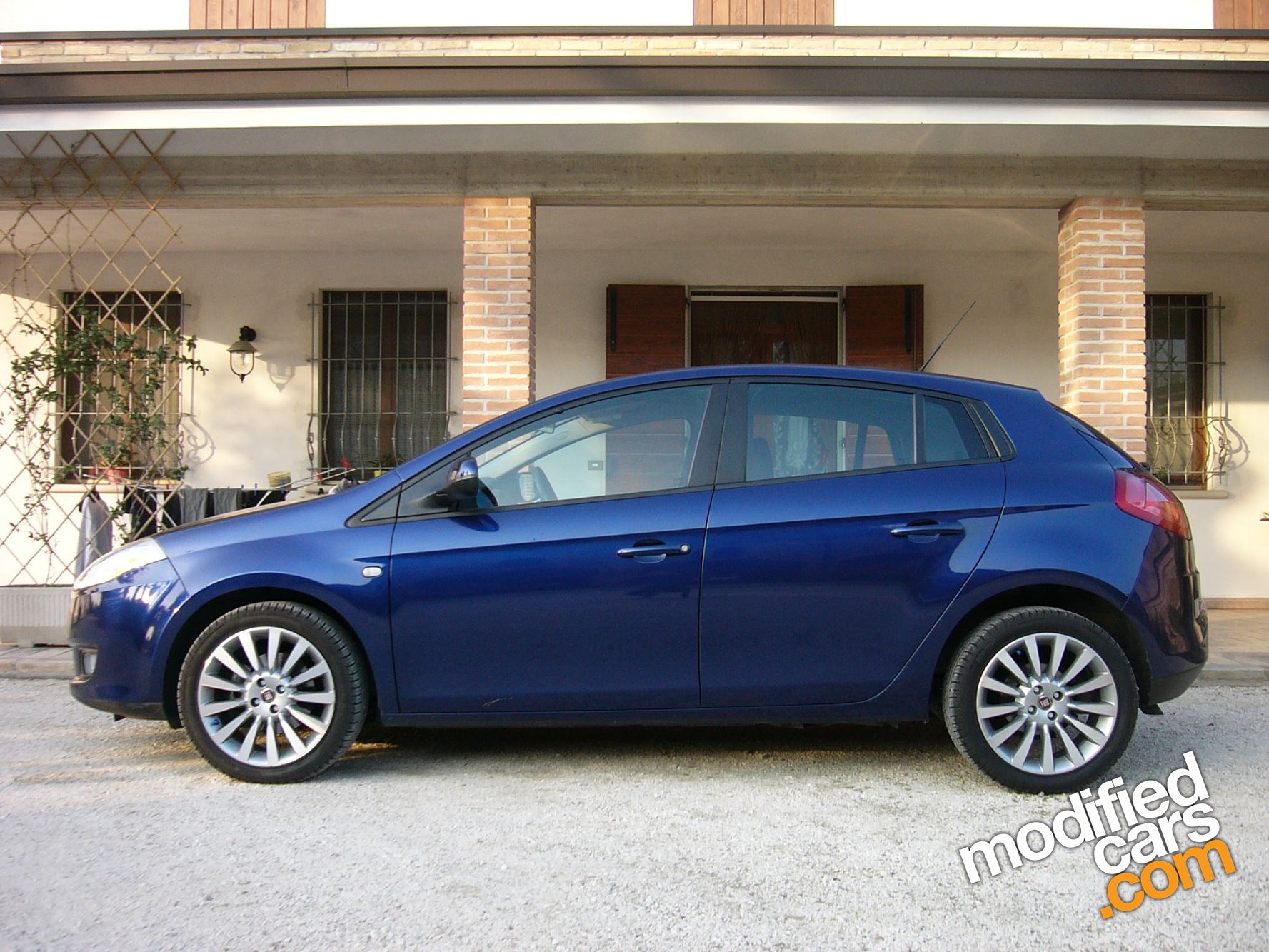 Fiat Bravo 1.9 Multijet Dynamic