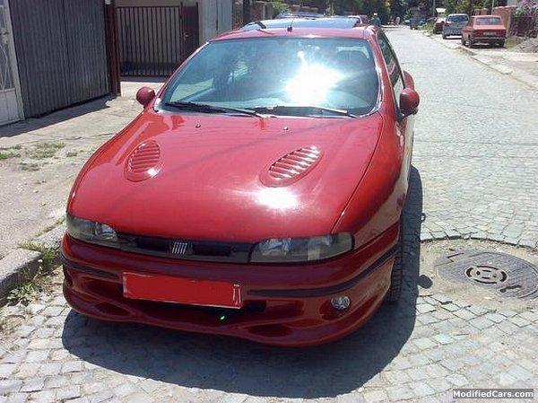 Fiat Bravo 2.0 HGT 20V
