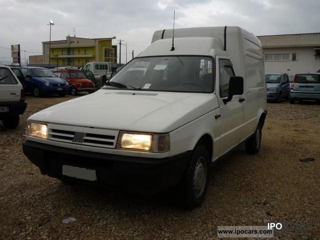 Fiat Fiorino 1.7 D
