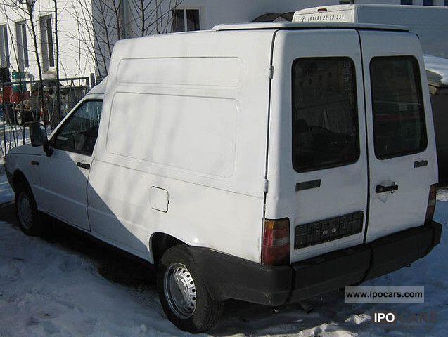 Fiat Fiorino 1.7 Diesel