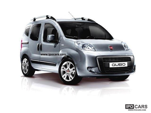 Fiat Fiorino Qubo 1.4