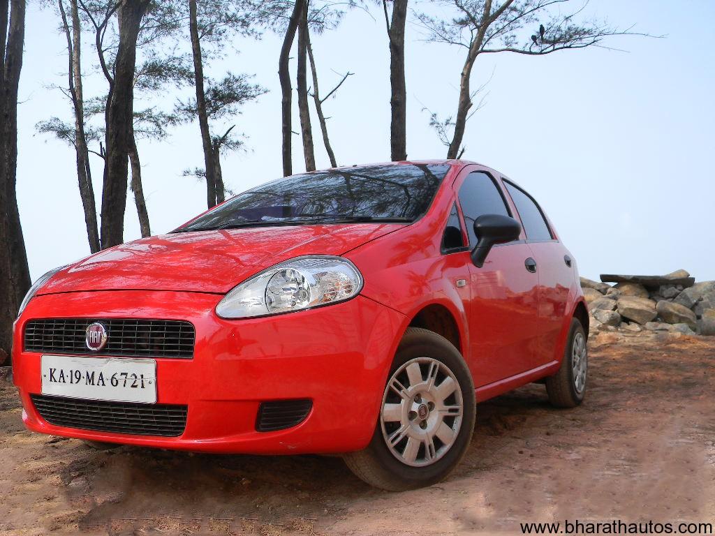 Fiat Grande Punto 1.3 Active