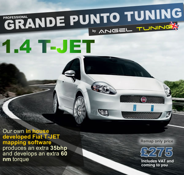 Fiat Grande Punto 1.4 T-Jet