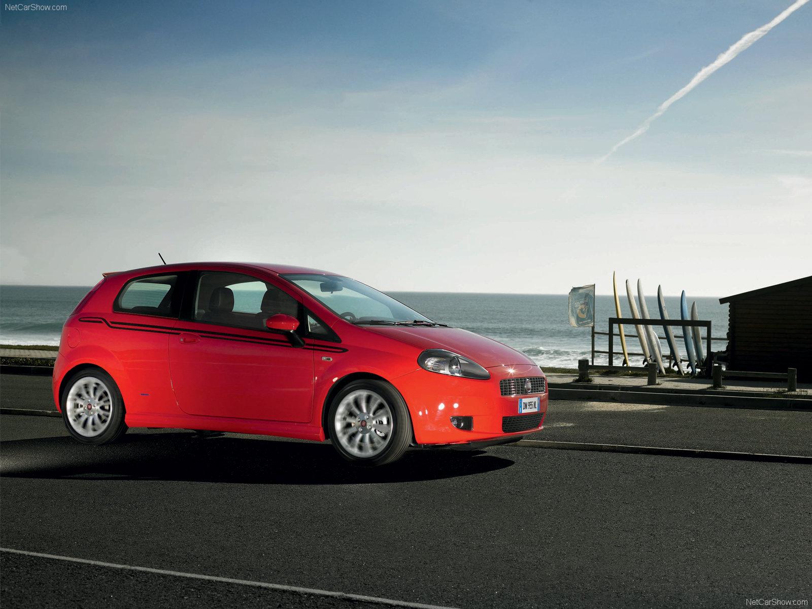 Fiat Grande Punto Active 1.2
