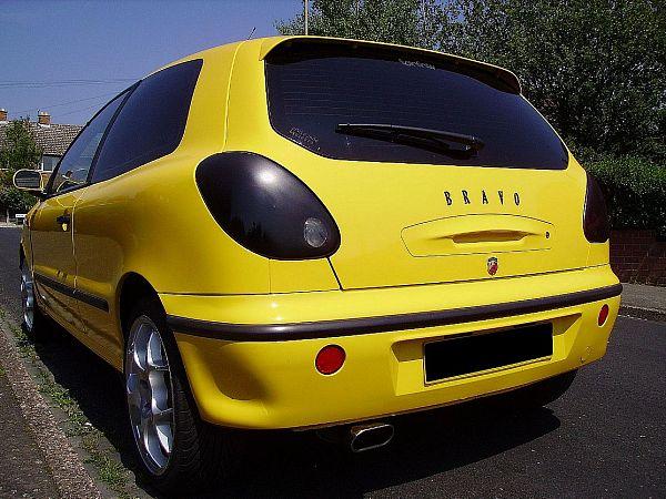 Fiat Marea 1.6 100 16V AT