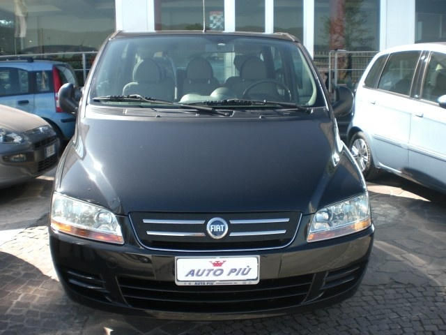 Fiat Multipla 1.9 JTD Dynamic