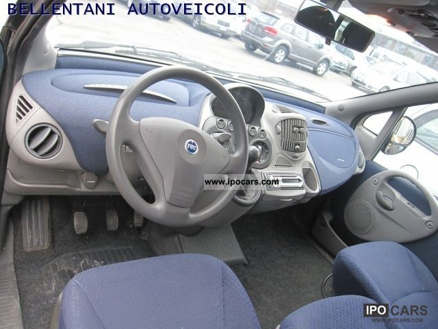 Fiat Multipla 1.6 16V Bipower
