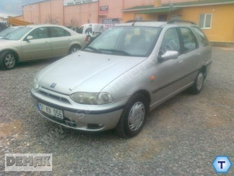 Fiat Palio 1.6 Weekend