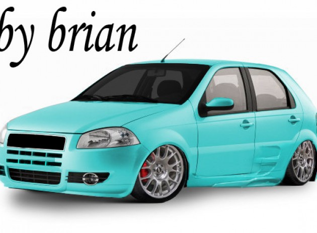 Fiat Palio EX