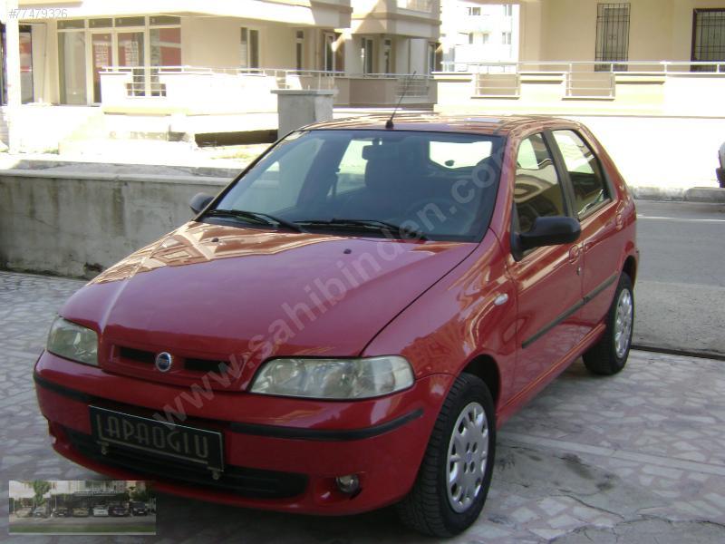 Fiat Palio II GO 1.2