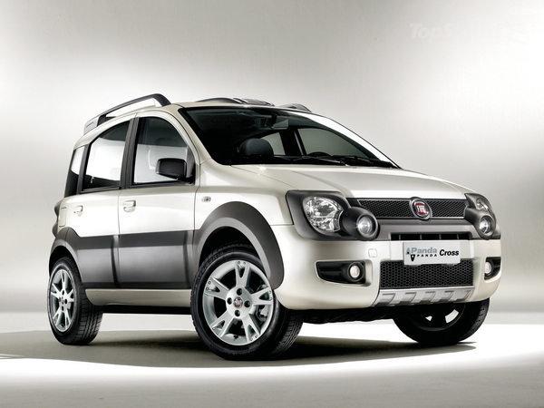 Fiat Panda 1.2 Climbing 4x4