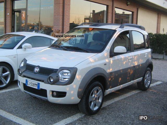 Fiat Panda 1.3 D 4x4