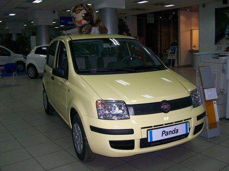 Fiat Panda 1.1 Fire Active
