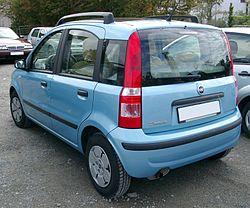 Fiat Panda 1100 Selecta CLX