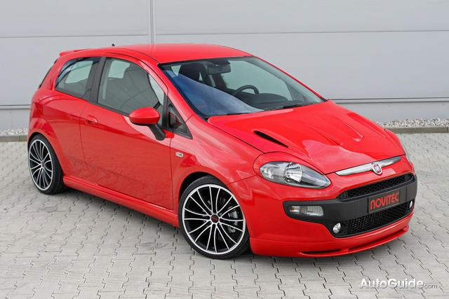 Fiat Punto 1.6