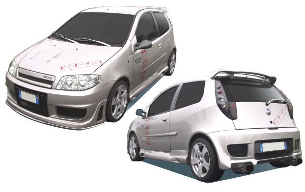 Fiat Punto 1.9 Multijet Dynamic