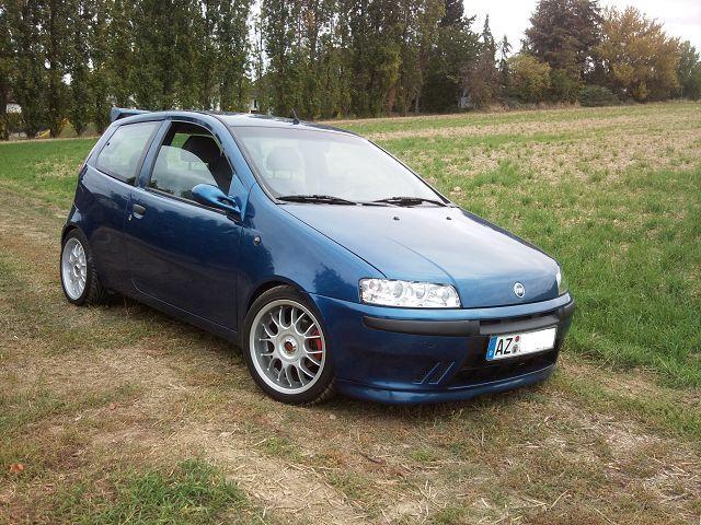 Fiat Punto 1.2 i