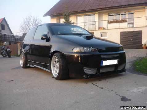 Fiat Punto Active 1.2