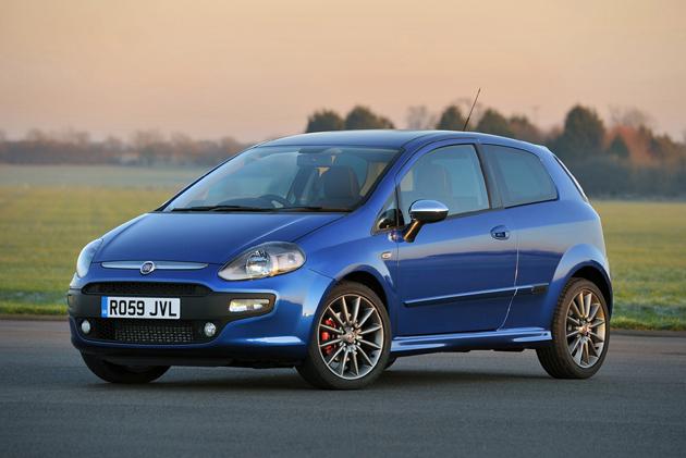 Fiat Punto Evo 1.4 77hp MT