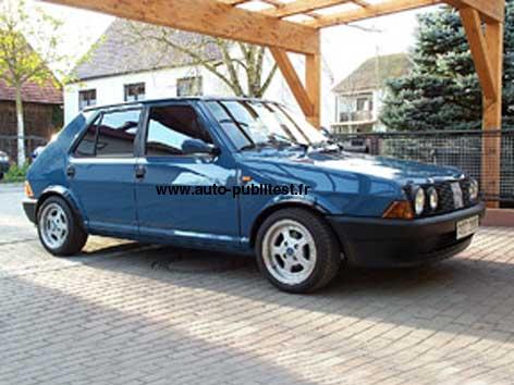Fiat Ritmo 1.9 D