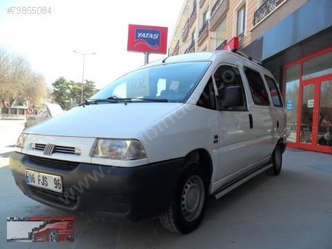 Fiat Scudo 1.9 TD
