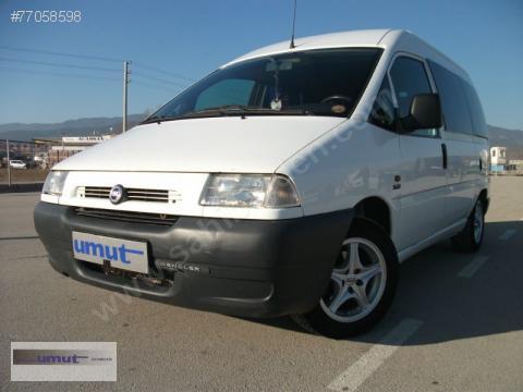 Fiat Scudo 2.0 JTD