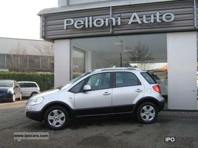 Fiat Sedici 1.6 16V