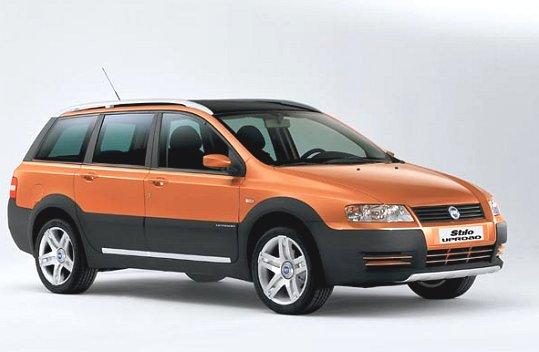Fiat Stilo Mulit Wagon 1.9 JTD Dynamic