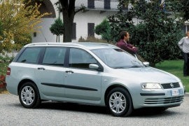 Fiat Stilo Multi Wagon 1.9 JTD 100 Active