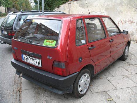 Fiat UNO 45 1.0 (146A.ED)