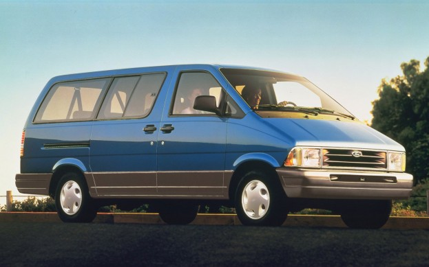 Ford Aerostar 4.0 V6 Long 4 WD XL