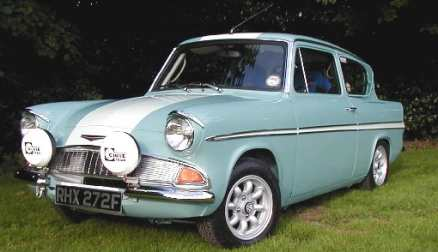 View Of Ford Anglia Photos Video Features And Tuning