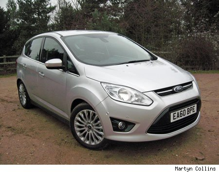 Ford C-Max 1.6 Ti-VCT