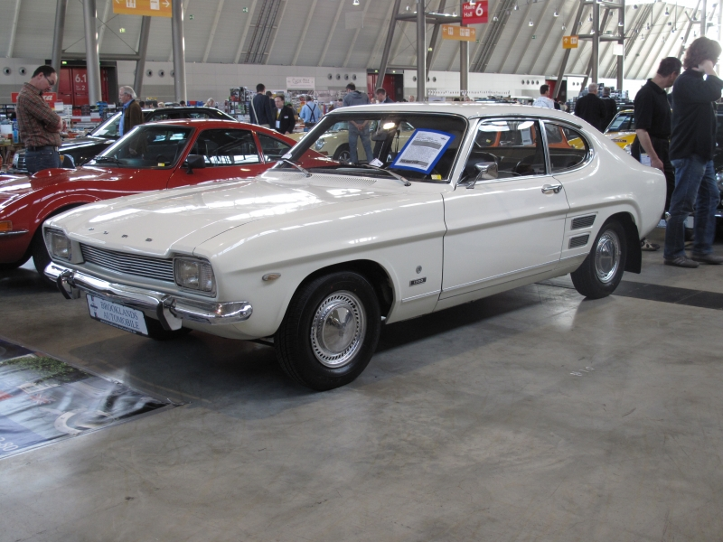 Ford Capri 1300 GT