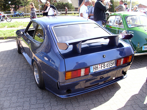 Ford Capri 1500