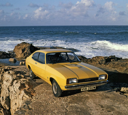 Ford Capri 2.8 Super Injection
