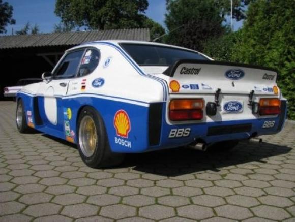 Ford Capri 2.9