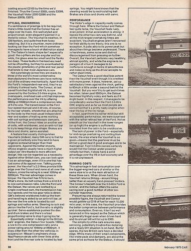 Ford Consul 2300