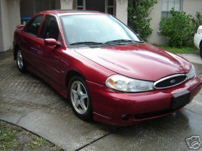 Ford Contour 2.5