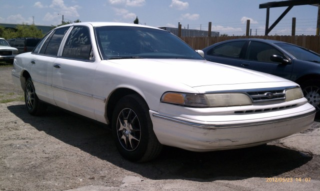 Ford Crown Victoria 4.6 V8