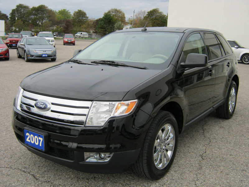Ford Edge SEL Plus